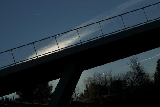 Pont, Montpellier (22 janvier 2012)