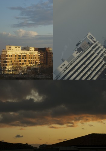 Plusieurs temps en une même journée, Montpellier (31 janvier 2012)