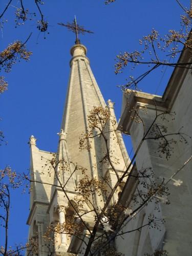 Eglise Ste Anne, Montpellier (9 février 2012)