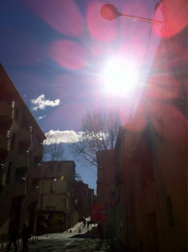 Sun is back, Montpellier (16 février 2012)