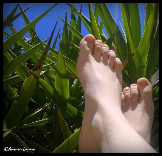 C'est le pied, Gigean (24 février 2012)