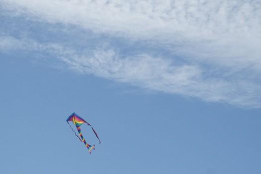 Cerf-volant, Villeneuve-les-Maguelone (29 avril 2012)
