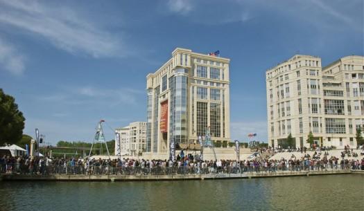 Le public lors du FISE, Montpellier (17 mai 2012)