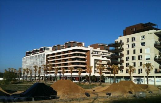 L'installation du FISE, Montpellier (9 mai 2012)
