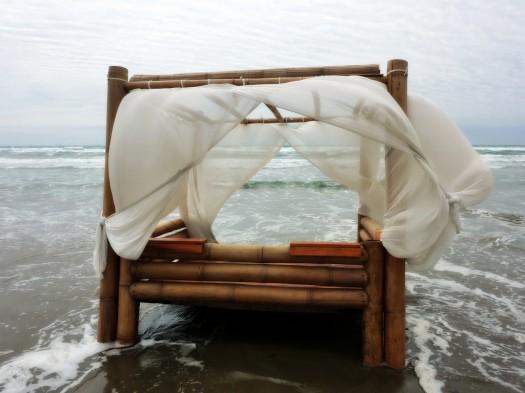 La plage de Carnon (19 mai 2012)