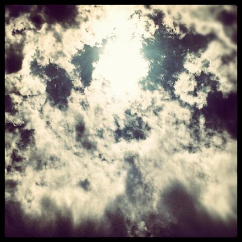 Un ciel indécis (11 juin 2012)