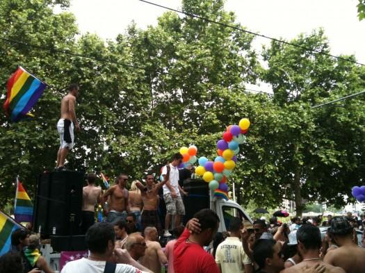 GayPride, Montpellier (2 juin 2012)