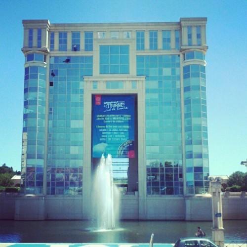 Hôtel de Région, Montpellier (22 juin 2012)