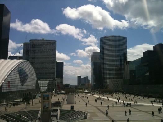 La Défense, Paris (8 juin 2012)