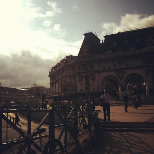 Gare de Lyon, Paris (6 juin 2012)