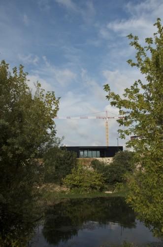 Bordure de Lez, Montpellier (5 août 2012)