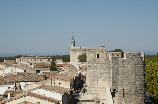 Remparts d'Aigues-Mortes (16 septembre 2012)