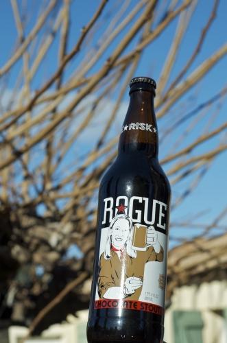 Une Rogue au soleil, Grabels (16 décembre 2012)