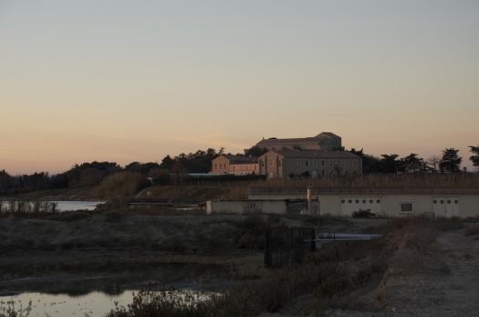 Cathédrale de Villeneuve-les-Maguelone (9 décembre 2012)