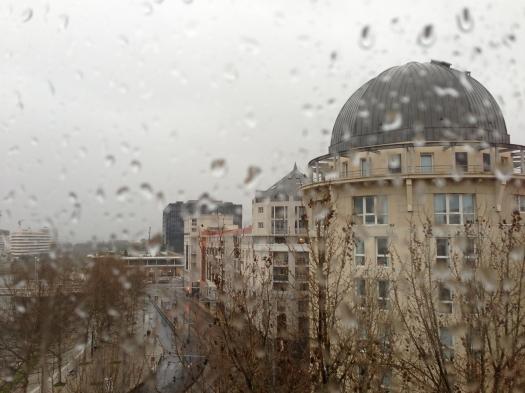 Un dimanche pluvieux, Montpellier (17 mars 2013)