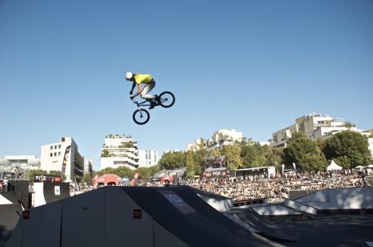 BMX au FISE, Montpellier (10 mai 2013)