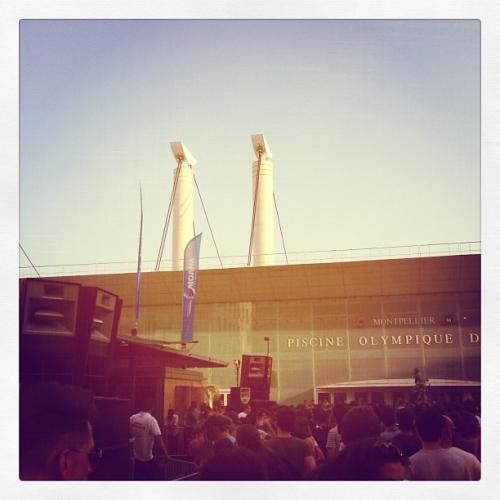 Festival Tohu Bohu, Montpellier (15 juillet 2013)