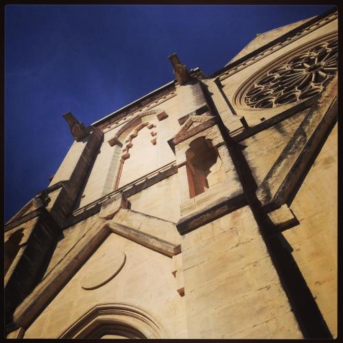Eglise St Roch, Montpellier (13 octobre 2013)