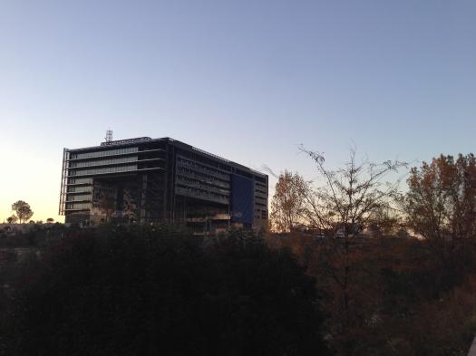 Hôtel de Ville, Montpellier (1er décembre 2013)