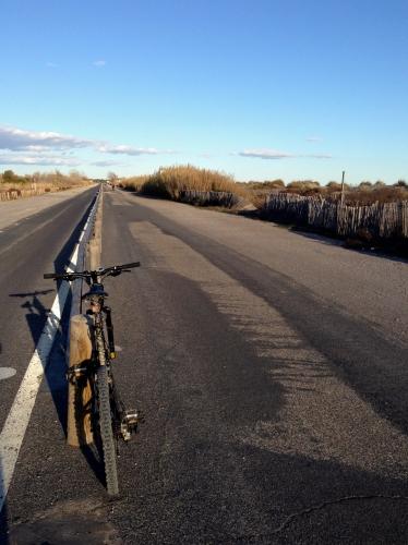 La Route des Plages, Carnon (22 février 2014)