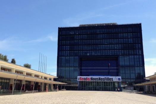 #RendezNousNosFilles, Mairie de Montpellier (18 mai 2014)