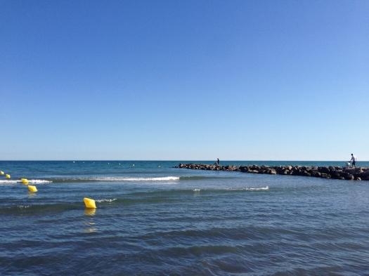 Mer, Carnon (18 mai 2014)